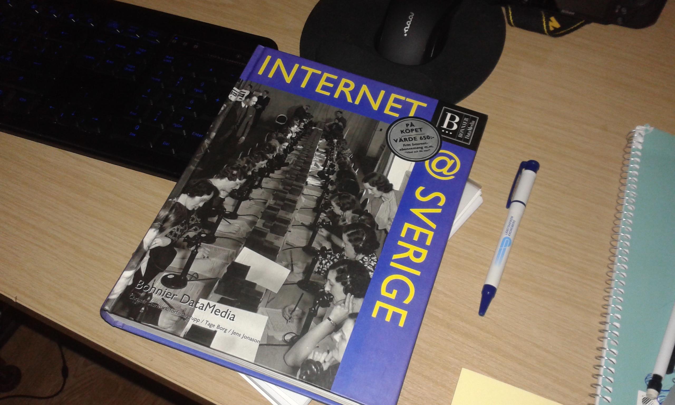 Internetnostalgi pärm till pärm